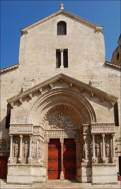 Церковь Святого Трофима