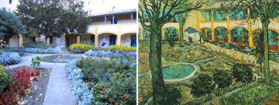 Арль глазами Ван Гога: маршрут по следам художника