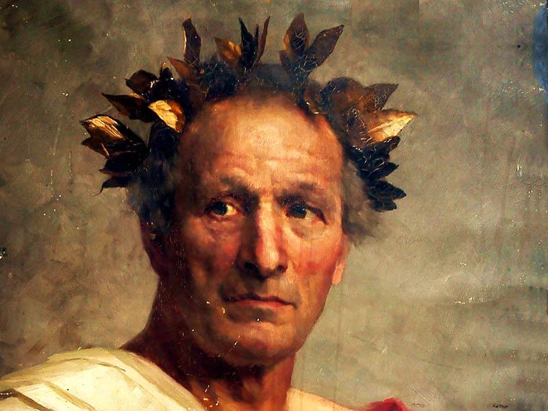 Юлий Цезарь и Арль